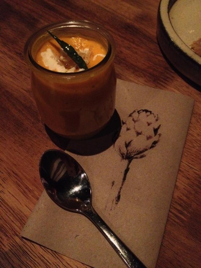 pumpkin curryl