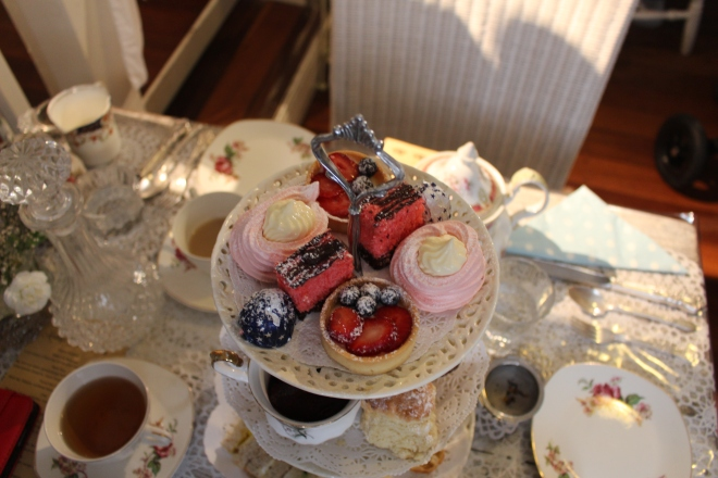 Madison Cottage – High Tea