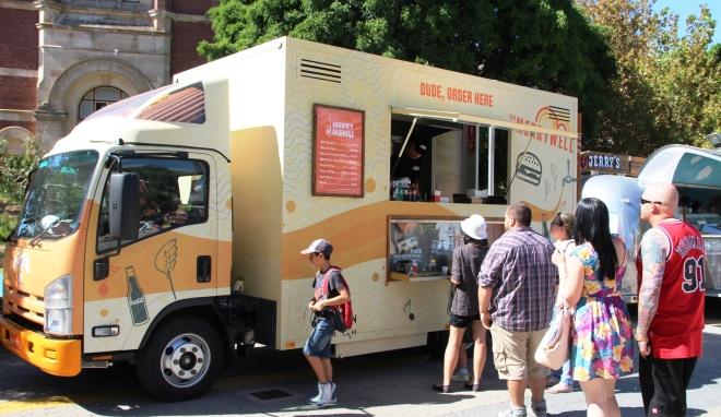 Crepe Food Truck Perth