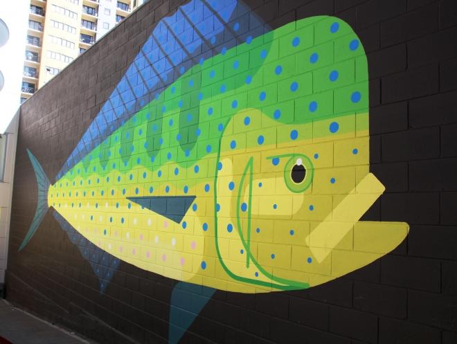 Dolphin Fish - Wolf Lane