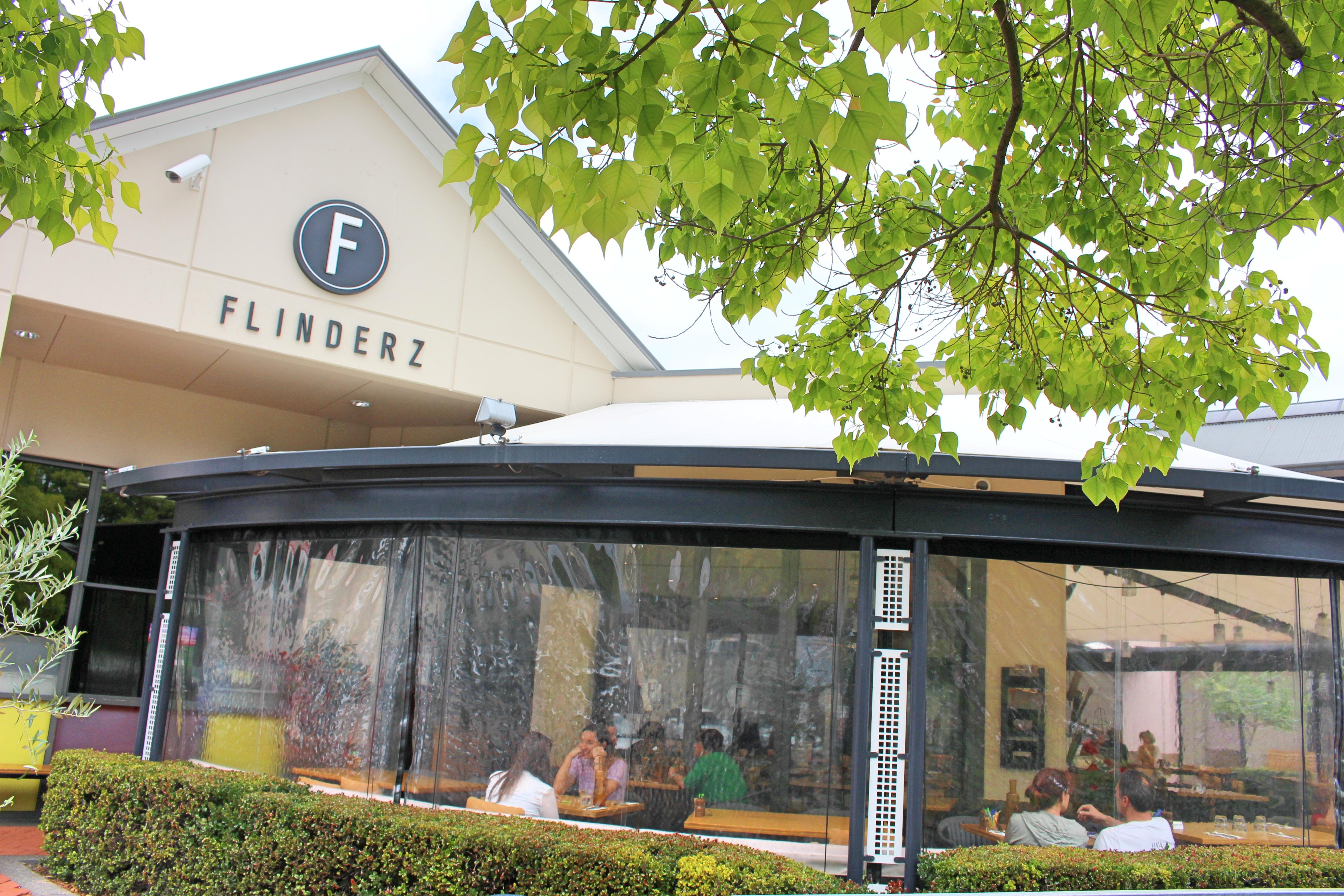 Flinders Cafe Hillarys Menu