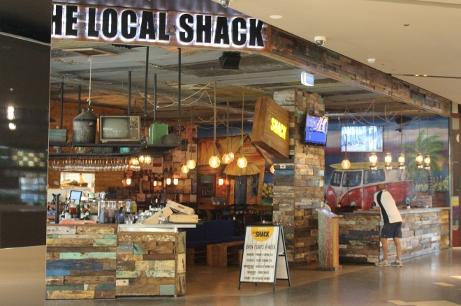 The local shack lakeside joondalup the chef his wife for Coffee tables joondalup