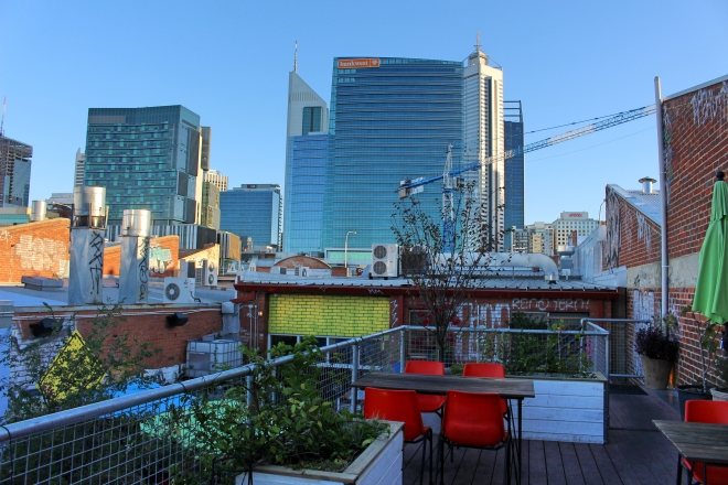 The Standard Bar Kitchen amp Garden Northbridge The  : view from deck from thechefhiswifeperth.com size 660 x 440 jpeg 434kB